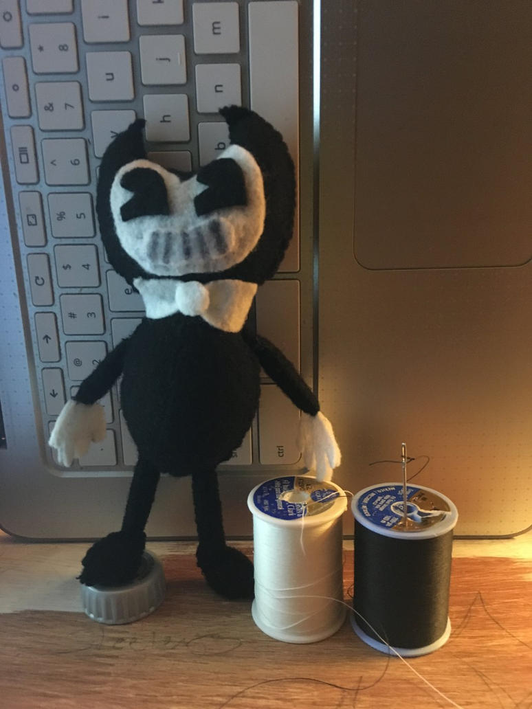 how to make bendy and the ink machine not scary