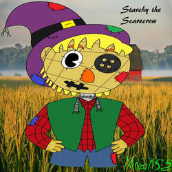 Starchy the Scarecrow