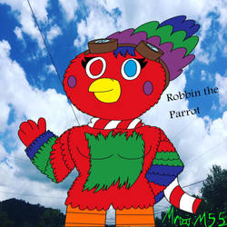 Robbin the Parrot