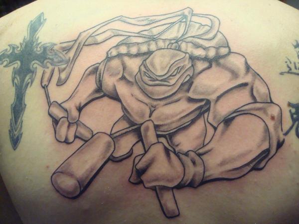 tmnt tattoo by cxsr9