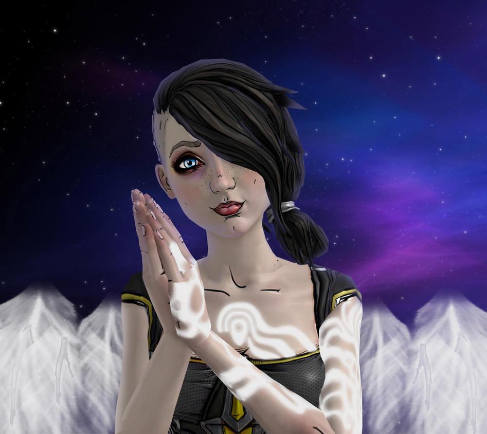 Borderlands angel