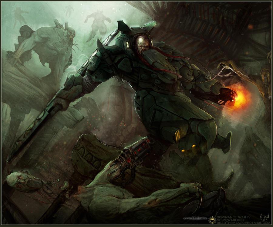 Dominance War 4 by bradwright