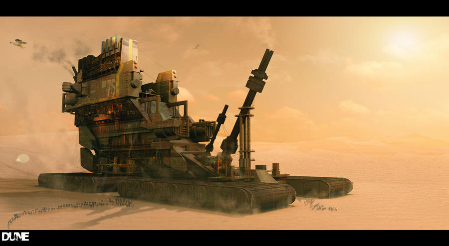 Dune6 by bradwright