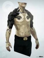 Obsidian Reverie_Moth Man_ arm front