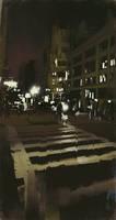 NYC speedpaint by bradwright