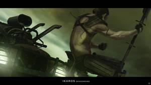 Ikaros Descending 02