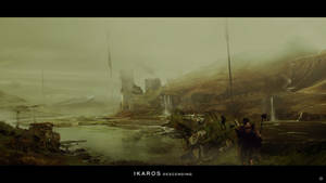 Ikaros Descending 03