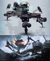 Old cancelled project concepts