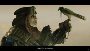 Ikaros Descending 07