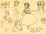 Sleepy Hollow characters 2