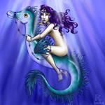 Narnian Sea Woman