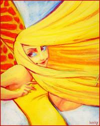 Sunshine Fairy by Kecky