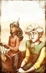 Shasta and Aravis
