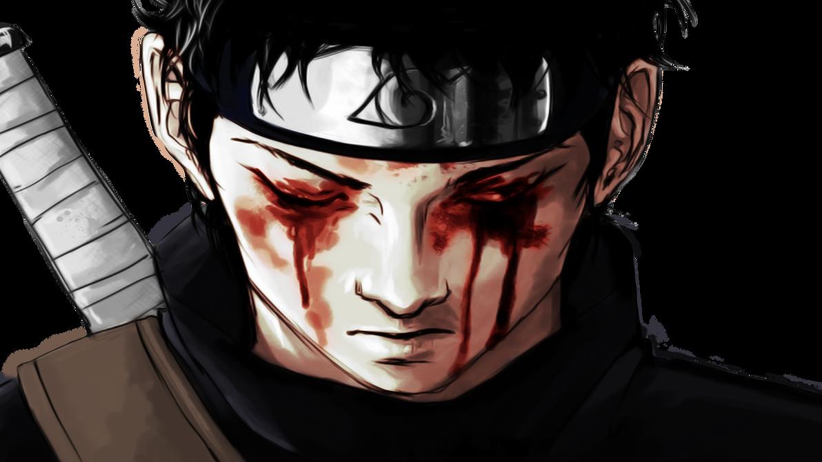 Naruto Shippuden | Shisui Uchiha | Color - Render by ...