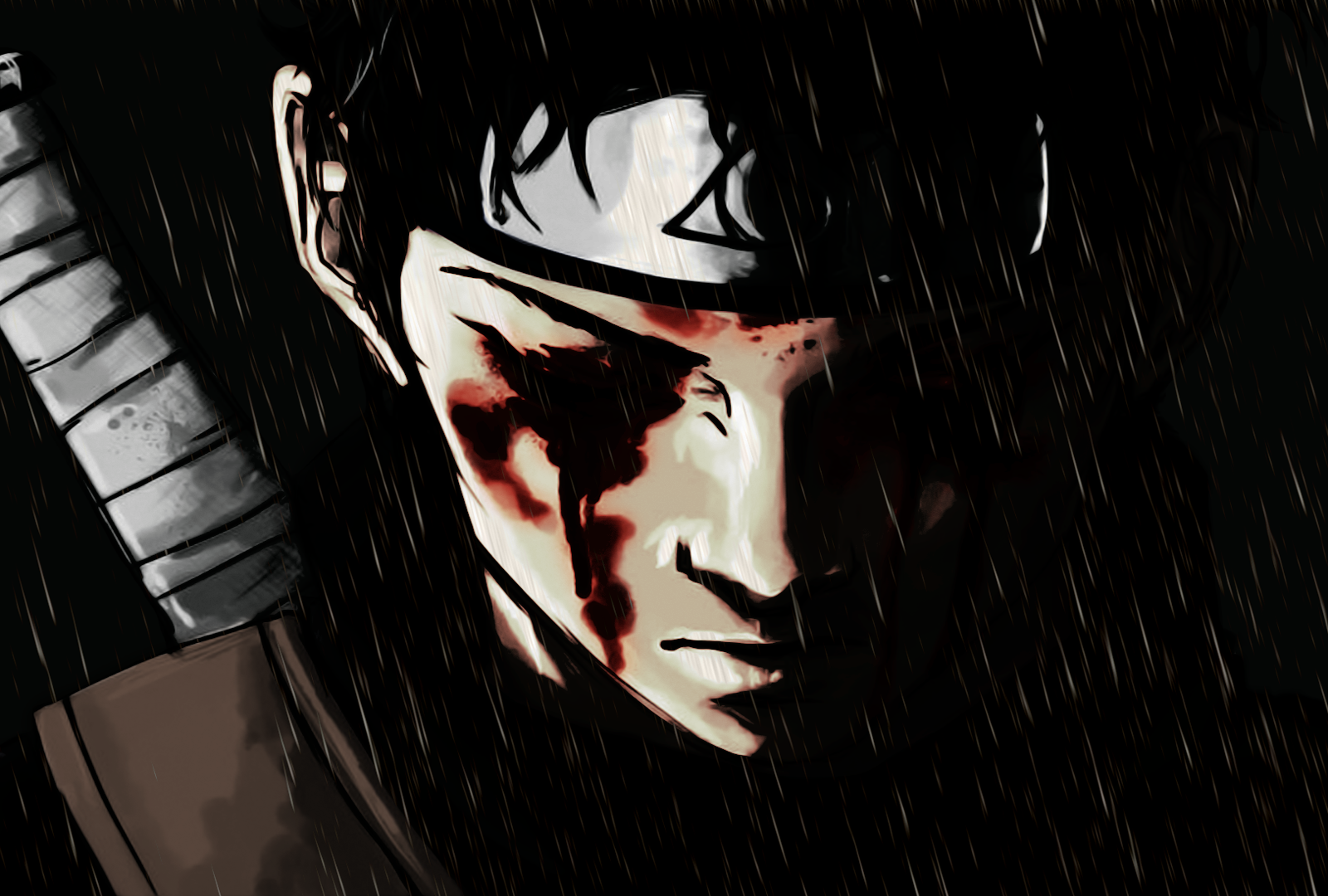 Naruto Shippuden | Shisui Uchiha - Rain by TheAMVDBZ on ...