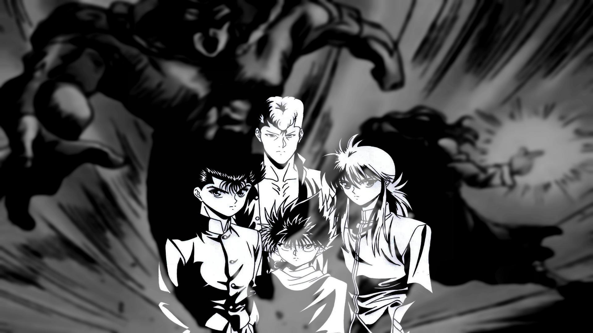 Yu Yu Hakusho Dark Tournament Saga By Theamvdbz On Deviantart