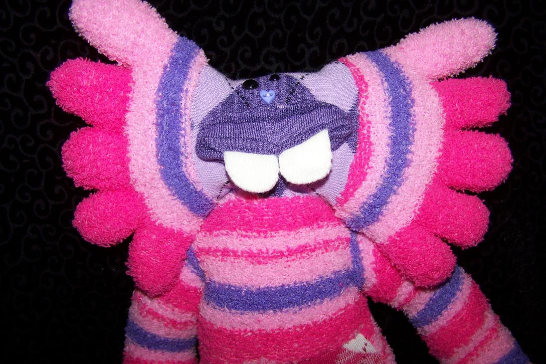 fabulous pink Zarlak 2 by wiccanwitchiepoo