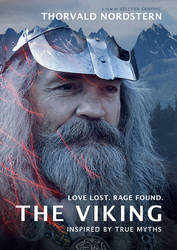 The Viking (Inspi The Revenant) 566x800px by Kellyan
