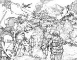 Secret Military Comics Pitch
