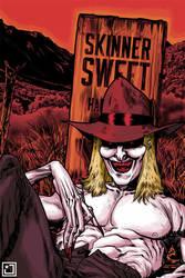 Skinner Sweet American Vampire by joshhood