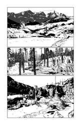 Winterland 01 01 - Frozen Wasteland by joshhood