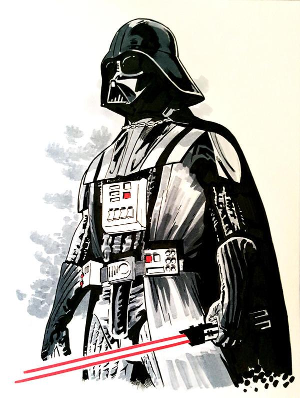 Vader by joshhood