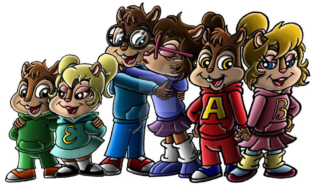 The Chipmunks And The Chipettes 2009 By Peacekeeperj3low