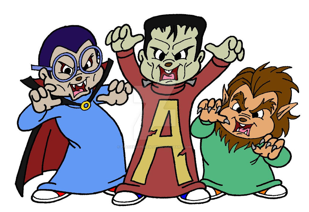 alvin and the chipmunks meet dracula wikipedia