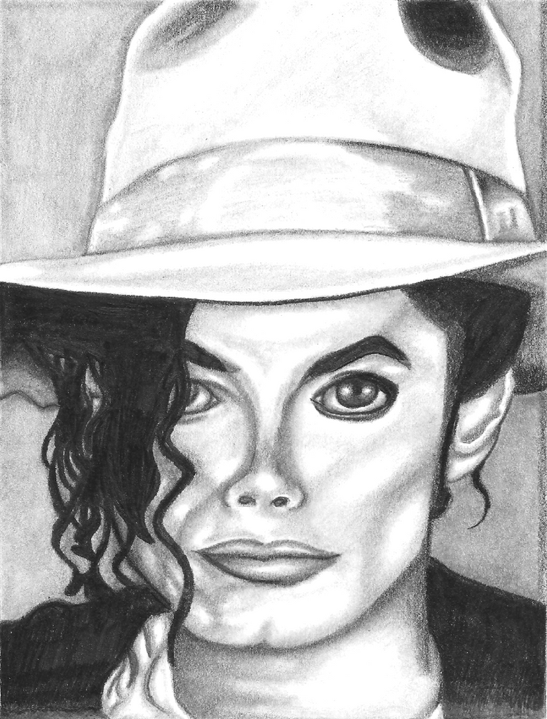 Michael Jackson Pencil drawing by Peacekeeperj3low on ...