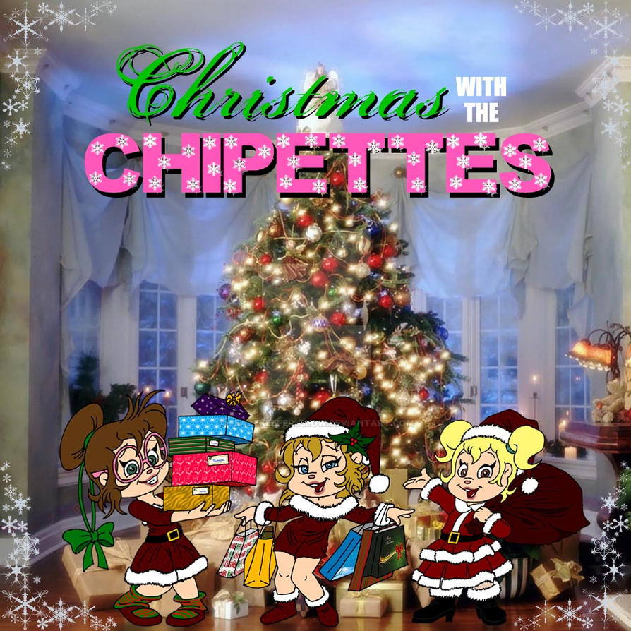 Christmas with the Chipettes 2 by Peacekeeperj3low on DeviantArt