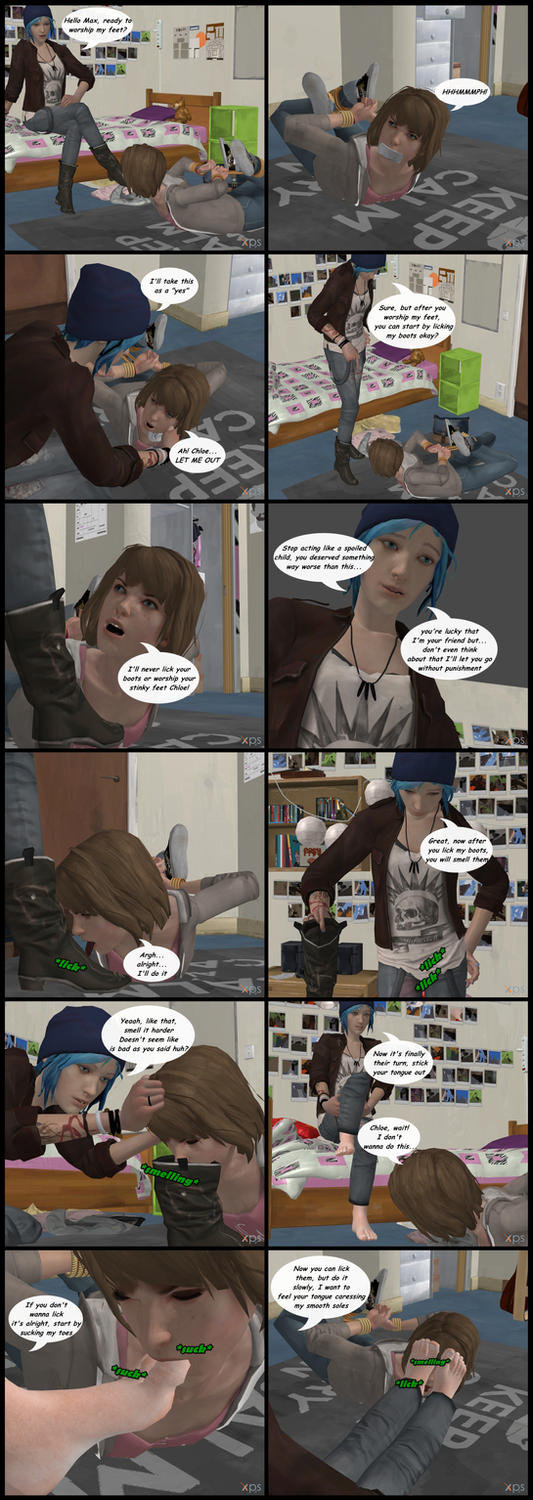 Life is strange requests by 3j-75g