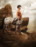 Centaur Scout by RawArt3d