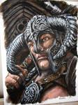 Warrior by RawArt3d