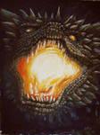 GOT Dragon by RawArt3d