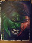HulkHead by RawArt3d