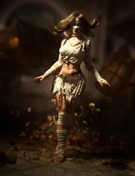 The Mummy Returns by RawArt3d