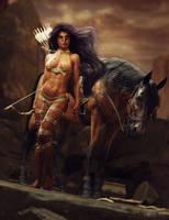 Native Fantasy by RawArt3d