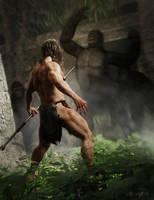 Tarzan and Apes