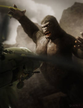 Kong is King