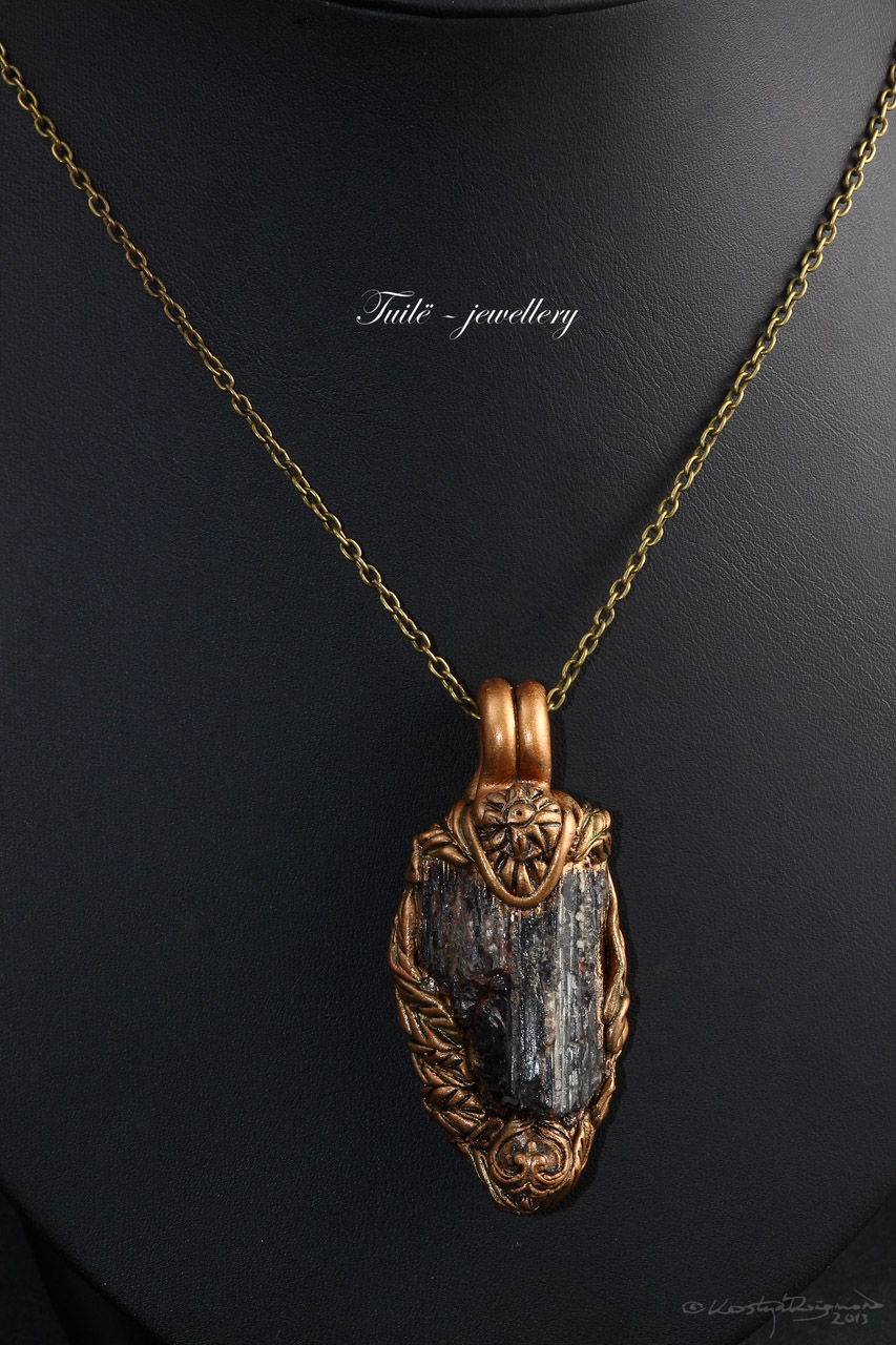 Lionheart chevalier necklace with black background by tuile lionheart chevalier necklace with black background by tuile jewellery aloadofball Images