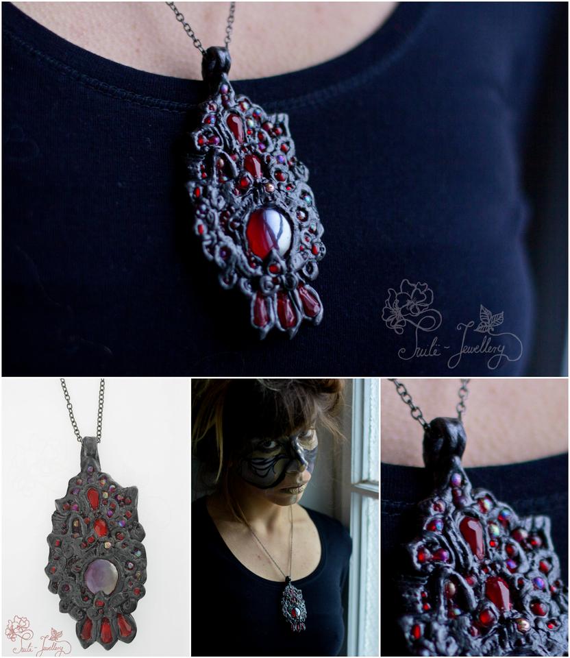 Vampire Queen by Tuile-jewellery