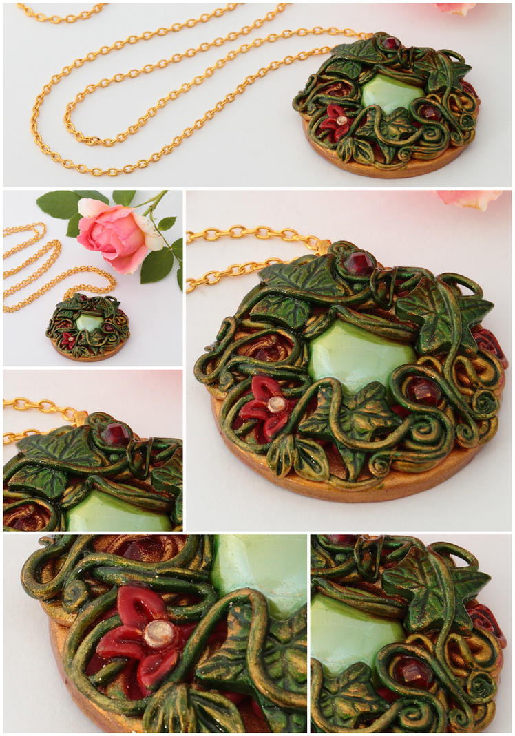 Nessamelda by Tuile-jewellery
