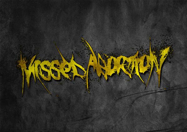 Klinge Art  Death MetalDeathcore Logoss photos  2