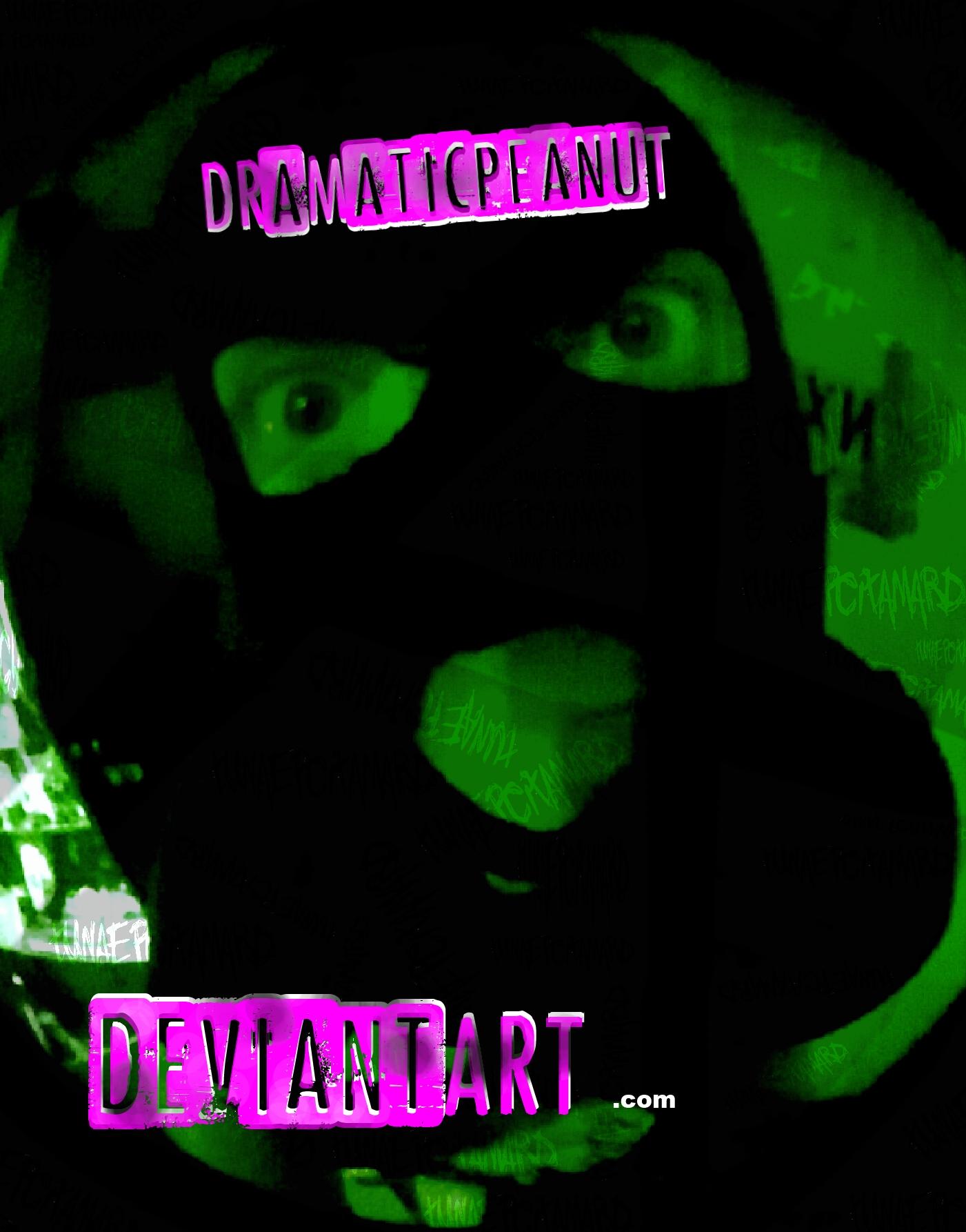 dramaticpeanut's Profile Picture