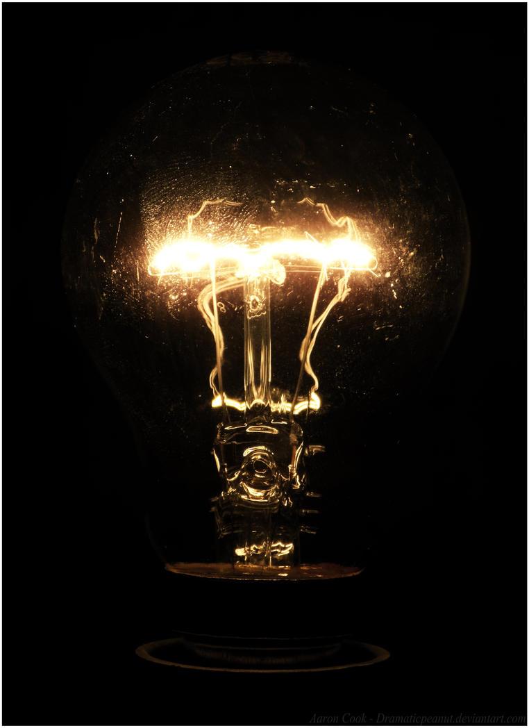 Lighten Up by dramaticpeanut