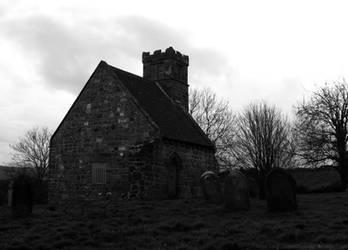 Upleathlam Church by dramaticpeanut