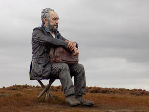 The Man On The Moors