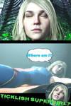 Supergirl Tickles (PG1/3)