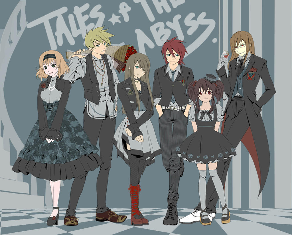 Best Wallpaper Anime Tales Of The Abyss Wallpaper