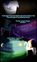 Past Secrets page 1 chapter 1 by HyvePL